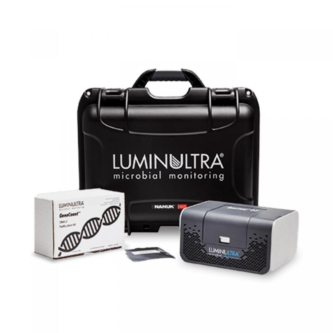 LuminUltra GeneCount Set-Up